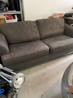 Grey couch for Sale in Orange, CA