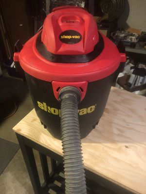 Shop vac 25 $$ Please text only when you're ready to pick up works perfect for Sale in Fresno, CA