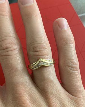 14k diamond ring for Sale in Pasadena, CA