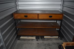 Country Industrial Style Buffet/Sideboard/Entertainment/TV Stand for Sale in Sebastian, FL