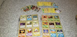 Pokemon cards for Sale in Stoughton, MA