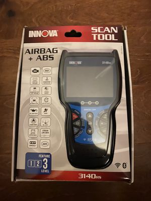 Innova 3140 scam tool obd 1/2 for Sale in Alameda, CA
