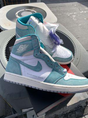 "Air Jordan 1 High OG ""Turbo Blue"" sz 12 for Sale in Los Angeles, CA"