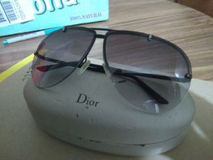 CHRISTIAN DIOR WOMANS SUNGLASSES MADE IN ITALY for Sale in Fort Wayne, IN