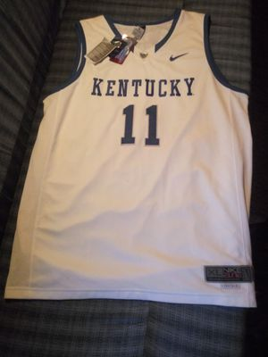 Kentucky #11 Wall jersey for Sale in Georgetown, KY