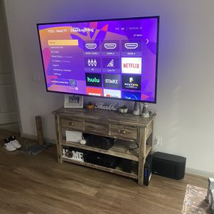 "65"" Roku Tv for Sale in Garland, TX"