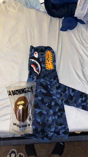 Bape Shark Jacket (Size XL) for Sale in Murrieta, CA