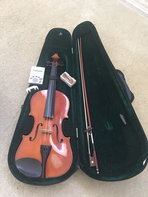 Violen made by JC music for Sale in Houston, TX