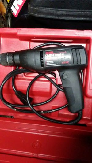 Craftsman drill for Sale in Day Heights, OH