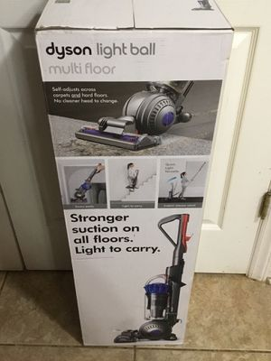 Brand New Dyson Light Ball Multi Floor Bagless Upright Vacuum Cleaner 221785-01 for Sale in Greensboro, NC