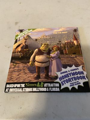 Shrek 2 promo CD DVD for Sale in Ridgefield, WA