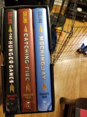 The Hunger Games Trilogy (hardcover) for Sale in Chicago, IL