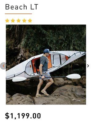 Oru Origami Foldable Kayak for Sale in Denver, CO