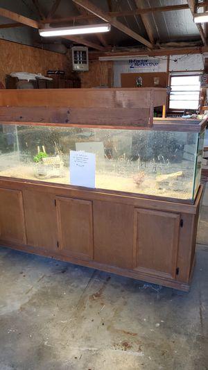 110 gallon fish tank for Sale in Marydel, DE