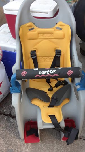 Topeak baby bike seat for Sale in Beaverton, OR