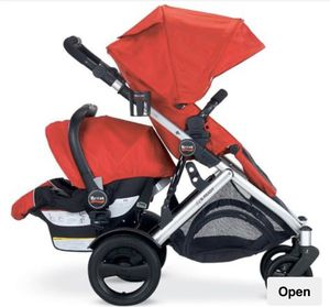 Britax double stroller for Sale in Bakersfield, CA