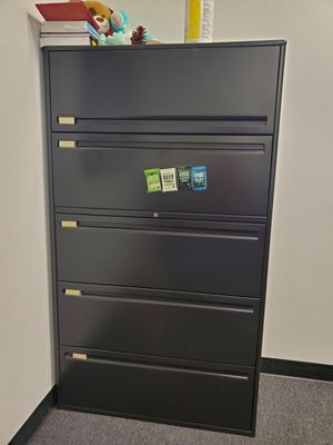File cabinet - large 5 drawer for Sale in Ontario, CA