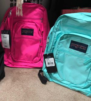 Jansport backpacks for Sale in Humble, TX