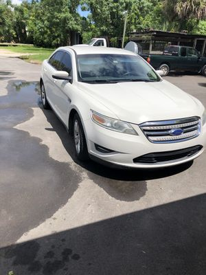 2012 Ford Taurus clean title firm offer for Sale in Orlando, FL