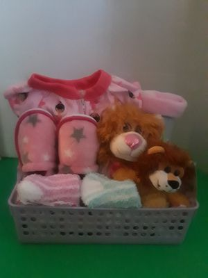 Little Girl's Precious Moments Basket for Sale in Las Vegas, NV