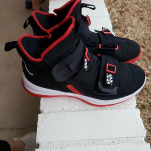 Labron Basketball Shoes for Sale in Mustang, OK