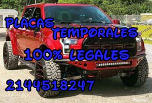 Vendo permisos temporales for Sale in Arlington, TX