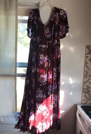WOMANS DRESS Torrid Size 2 - Perfect condition for Sale in Nashua, NH