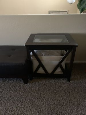 Two end tables for Sale in Surprise, AZ