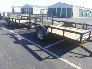 2019 utility trailer for Sale in Avon, IN