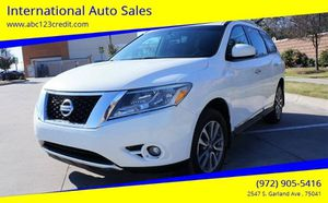 2013 Nissan Pathfinder for Sale in Garland, TX