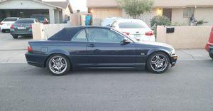 2004 bmw 330ci convertible for Sale in Phoenix, AZ