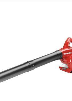 Homelite 150 MPH 400 CFM 2-Cycle Handheld Gas Leaf Blower for Sale in Las Vegas,  NV