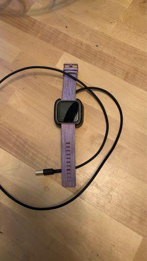 Fitbit Versa for Sale in Carrollton, TX