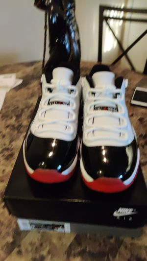 "Air Jordan low 11 ""Concord Bred"" for Sale in Valley View, OH"