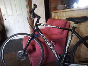 Cannondale cx quick bike for Sale in Sparta, IL
