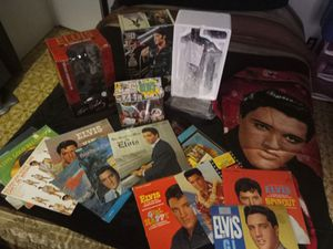 Elvis Collection for Sale in Superior, AZ