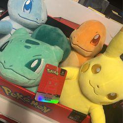 Shiny Pokémon Plushies for Sale in Lakewood,  CA