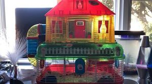 Tiny tales house cage for Sale in McLean, VA