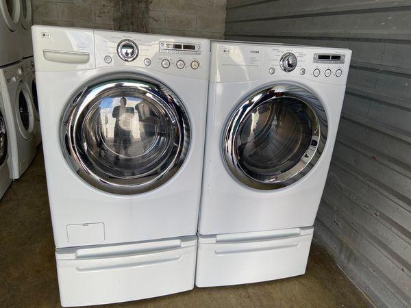 Washer and dryer machine