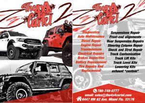 Tires/ wheels/ suspension/ brakes for Sale in Doral, FL