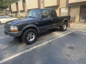 1998 XLT Ford Ranger 4x4 5-Speed for Sale in Marietta, GA