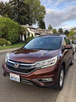 2014 Honda CR-V EX-L with Leather Seats for Sale in Kent, WA