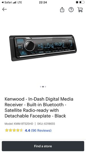 New Kenwood Stereo 80$ for Sale in Long Beach, CA