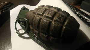Authentic WWll Pineapple Grenade (De-Activated) for Sale in Wenatchee, WA