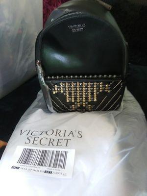 Victoria Secret mini black backpack for Sale in Irwindale, CA