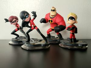 Disney Infinity The Incredibles for Sale in Anaheim, CA