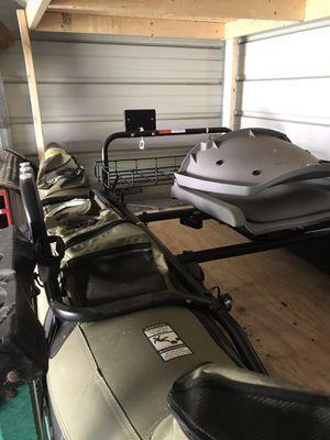 One man pontoon fishing boat for Sale in Fredericksburg, VA