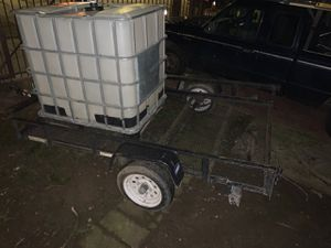 Utility trailer 5' x 8' for Sale in Oakland, CA