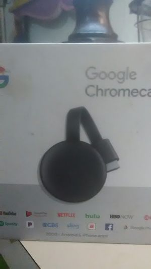 Google Chromecast for Sale in BRECKNRDG HLS, MO