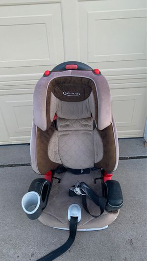 Highback car seat and booster seat for Sale in Denver, CO